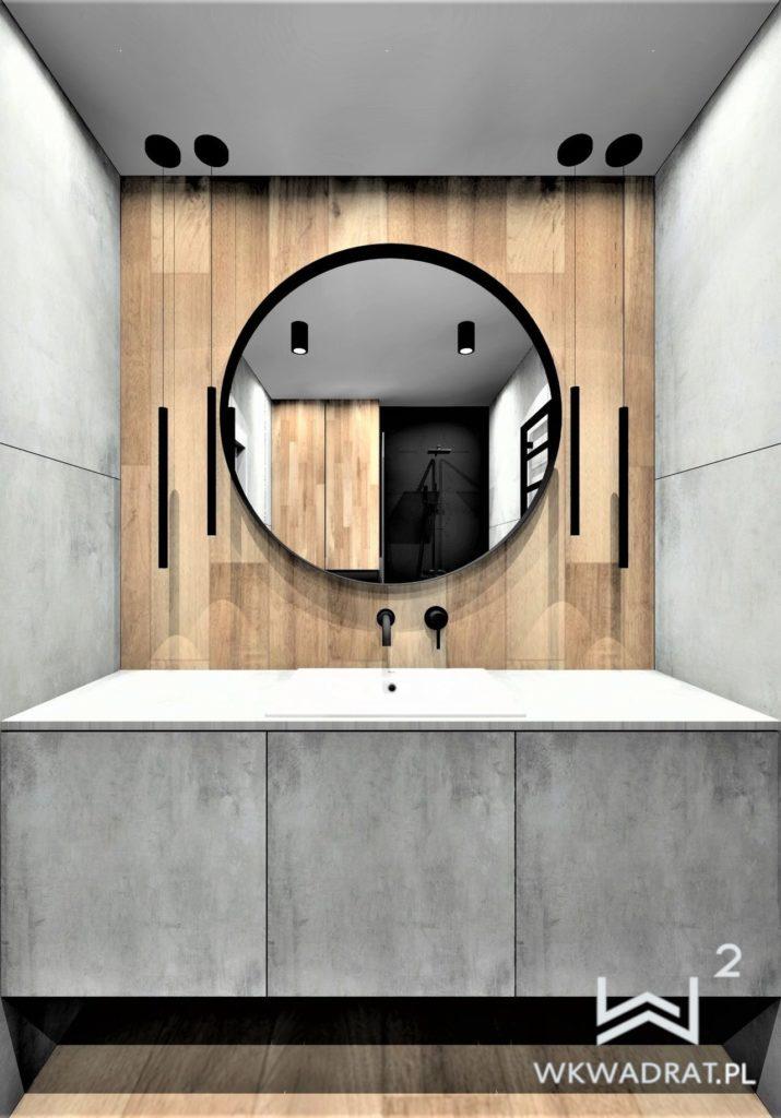 PROJEKTOWANIE I ARANŻACJA WNĘTRZ - ARCHITEKT WNĘTRZ KOSZALIN -apartament-kołobrzeg-łazienka-styl-skandywski-wkwadrat-pl
