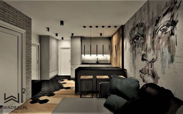 PROJEKTOWANIE I ARANŻACJA WNĘTRZ - ARCHITEKT WNĘTRZ KOSZALIN -mieszkanie-kolobrzeg-wkwadrat-pl