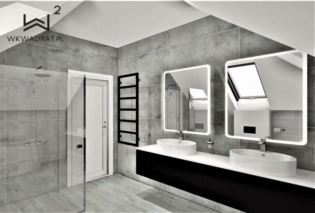 PROJEKTOWANIE I ARANŻACJA WNĘTRZ - ARCHITEKT WNĘTRZ KOSZALIN -obrowo-łazienka 2020-duża-wkwadrat-pl