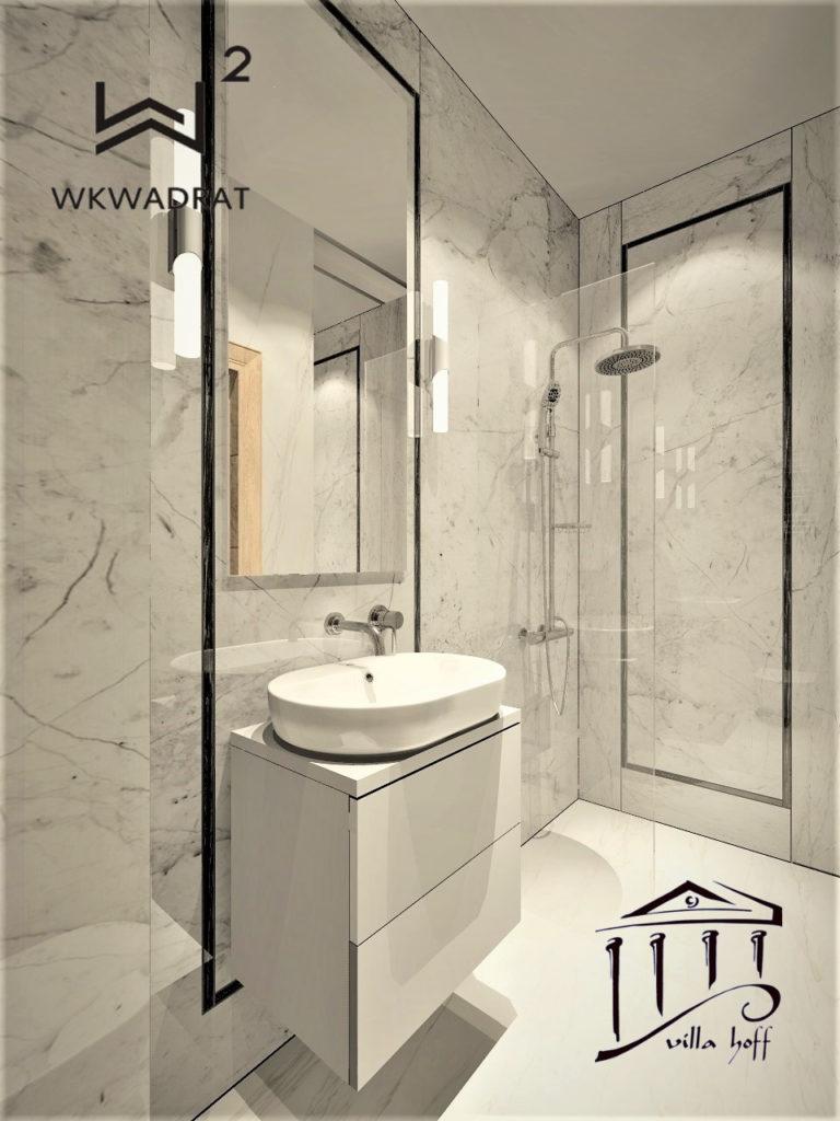 PROJEKTOWANIE I ARANŻACJA WNĘTRZ - ARCHITEKT WNĘTRZ KOSZALIN -projekt-lazienki-pokoj-hotelowy-lux-projekty-wnetrz-pensjonatow-i-hoteli