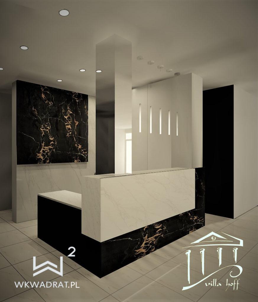 PROJEKTOWANIE I ARANŻACJA WNĘTRZ - ARCHITEKT WNĘTRZ KOSZALIN -projekt-recepcji-hotelowej-projektowanie-recepcji-w-hotelu