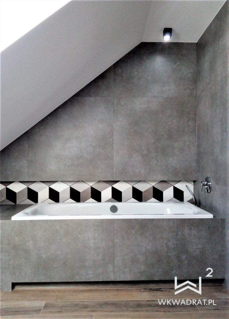 PROJEKTOWANIE I ARANŻACJA WNĘTRZ - ARCHITEKT WNĘTRZ KOSZALIN realizacja-łazienki-5-dom-jednorodzinny-pracownia-wkwadrat-pl-4